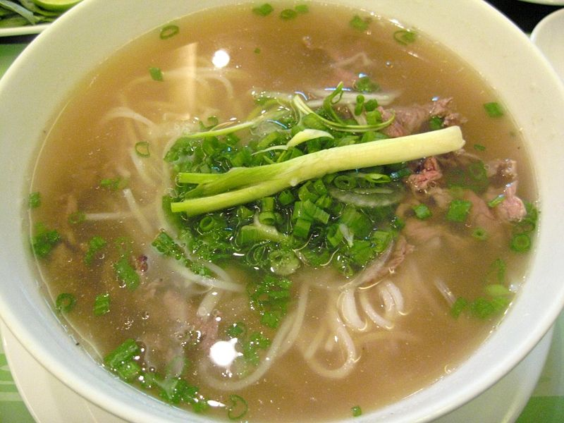 beef pho , how not to make beef pho , traditional vietnamese beef pho ...